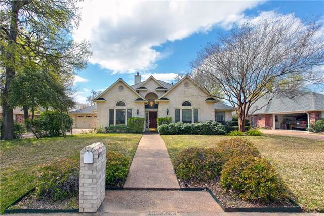 4604 Double Eagle, College Station, TX 77845 (MLS #19014182) :: Treehouse Real Estate