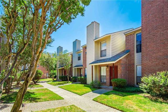 1904 Dartmouth Street T3, College Station, TX 77840 (MLS #19014238) :: The Shellenberger Team
