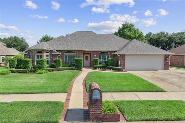 702 Canterbury Drive, College Station, TX 77845 (MLS #19014255) :: NextHome Realty Solutions BCS