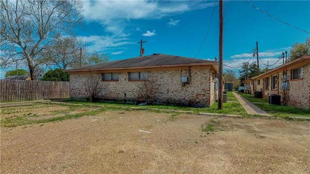 206 Lynn Drive, Bryan, TX 77801 (MLS #19014258) :: Chapman Properties Group