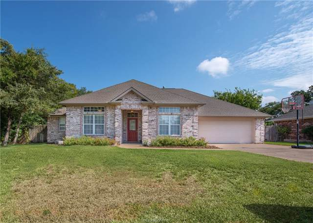 2203 W Mercers Landing, Bryan, TX 77808 (MLS #19014306) :: The Shellenberger Team