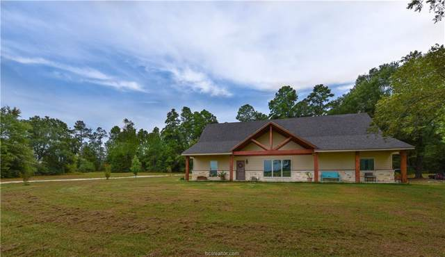 (+/-26ac) 1170 Pfistner Road, Franklin, TX 77856 (MLS #19014307) :: Chapman Properties Group