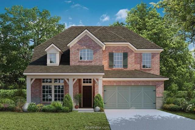 2612 Belliser Court, College Station, TX 77845 (MLS #19014315) :: The Shellenberger Team