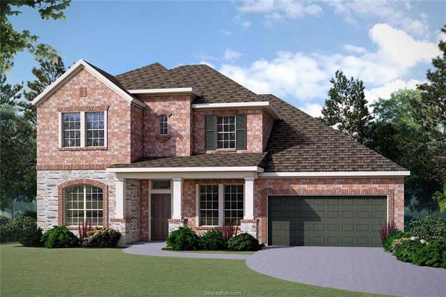 4415 Egremont Place, College Station, TX 77845 (MLS #19014323) :: Chapman Properties Group