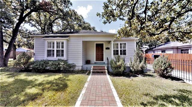 1409 Fannin Street, Bryan, TX 77803 (MLS #19014350) :: Treehouse Real Estate