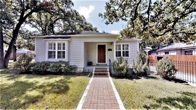 1409 Fannin Street, Bryan, TX 77803 (MLS #19014350) :: RE/MAX 20/20