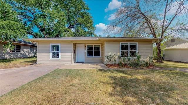 202 Walton Drive, College Station, TX 77840 (MLS #19014364) :: RE/MAX 20/20