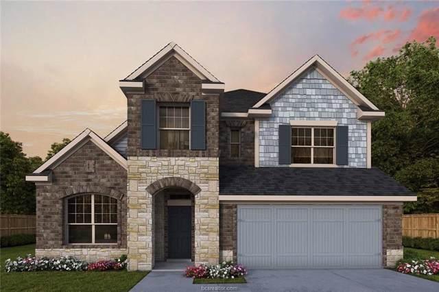 2610 Belliser Court, College Station, TX 77845 (MLS #19014372) :: Treehouse Real Estate