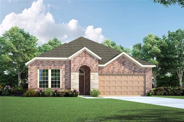 4609 Tonbridge Drive, College Station, TX 77845 (MLS #19014386) :: The Lester Group