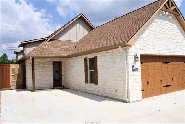 4106 S Texas, Bryan, TX 77802 (MLS #19014397) :: The Shellenberger Team