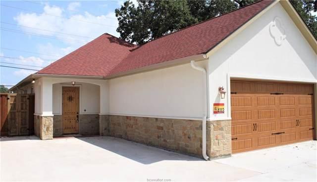 4112 S Texas, Bryan, TX 77802 (MLS #19014403) :: BCS Dream Homes