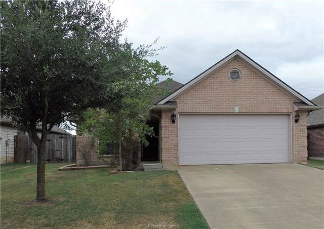 1003 Bougainvillea Street, College Station, TX 77845 (MLS #19014427) :: Treehouse Real Estate