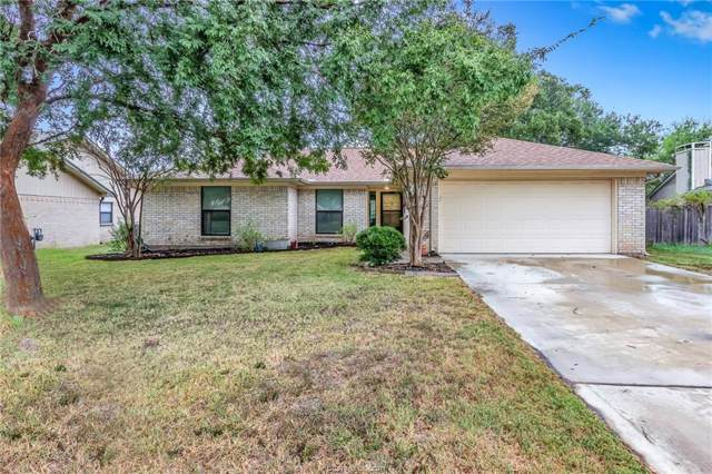 2813 Jennifer Drive, College Station, TX 77845 (MLS #19014440) :: Treehouse Real Estate