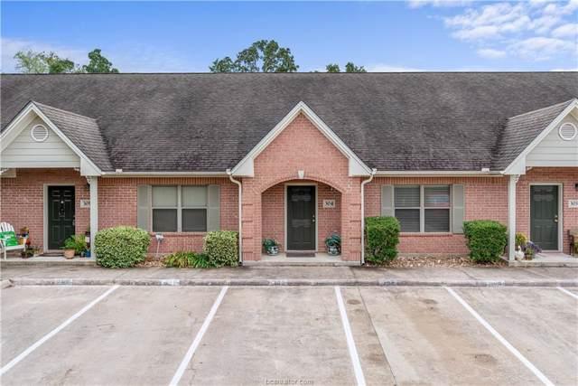 1702 Deacon Drive #304, College Station, TX 77845 (MLS #19014460) :: BCS Dream Homes