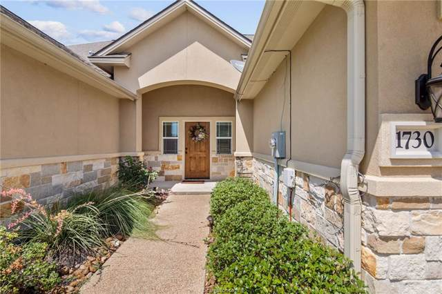 1730 Lonetree Drive, College Station, TX 77845 (MLS #19014486) :: RE/MAX 20/20