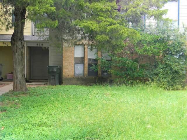 930 Navidad Street, Bryan, TX 77801 (MLS #19014516) :: BCS Dream Homes