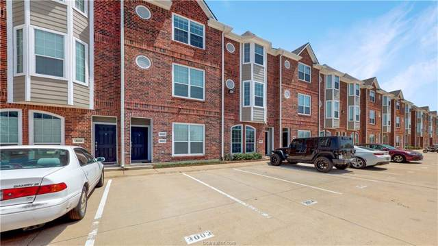 1198 Jones Butler Road #3004, College Station, TX 77840 (MLS #19014570) :: The Lester Group