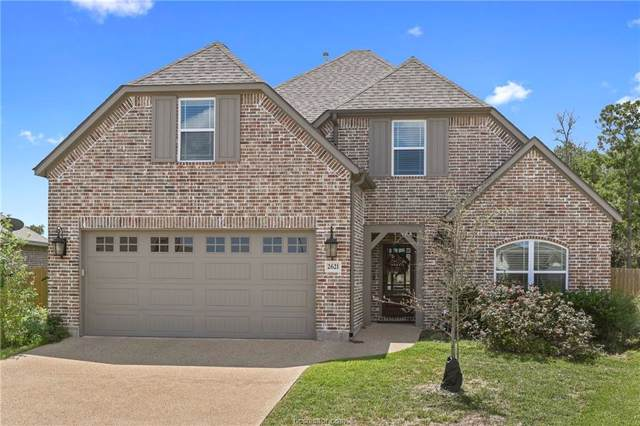 2621 Kimbolton Drive, College Station, TX 77845 (MLS #19014594) :: The Lester Group