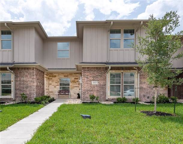 3613 Kenyon Drive, College Station, TX 77845 (MLS #19014602) :: The Lester Group