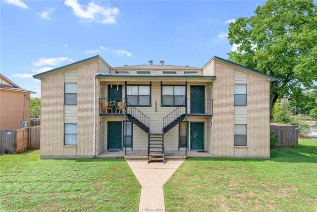 1900 Woodsman Drive, College Station, TX 77840 (MLS #19014619) :: The Shellenberger Team