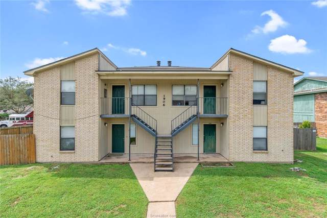 1906 Woodsman Drive, College Station, TX 77840 (MLS #19014624) :: The Shellenberger Team