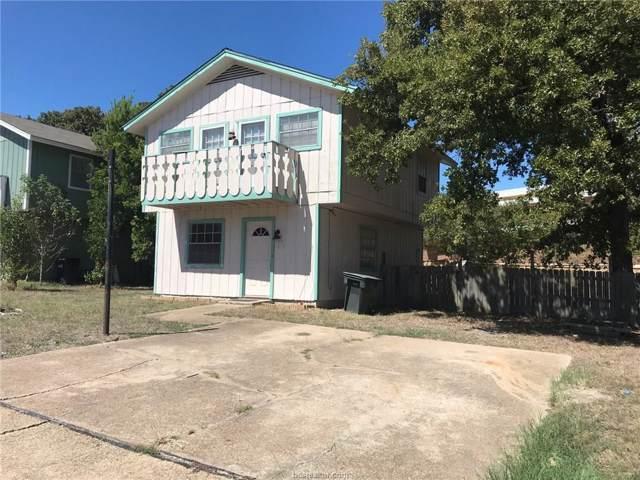 615 Peyton Street, College Station, TX 77840 (MLS #19014627) :: Cherry Ruffino Team