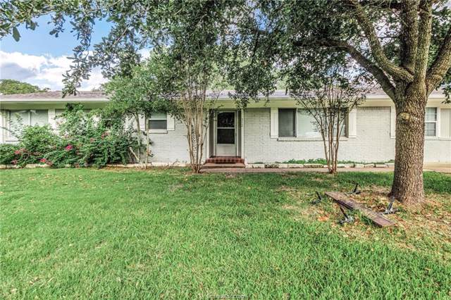 312 Tee Drive, Bryan, TX 77801 (MLS #19014653) :: NextHome Realty Solutions BCS