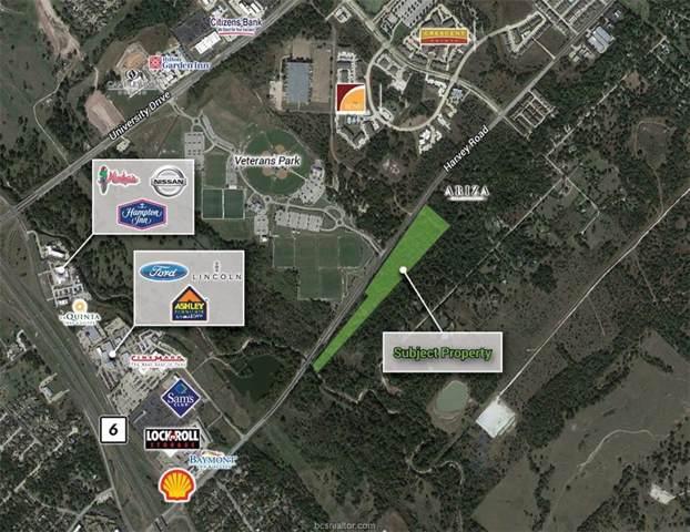 0000 Harvey Road, College Station, TX 77845 (MLS #19014675) :: Chapman Properties Group