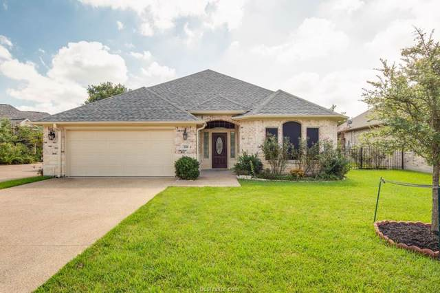 318 Cecilia Loop, College Station, TX 77845 (MLS #19014704) :: BCS Dream Homes