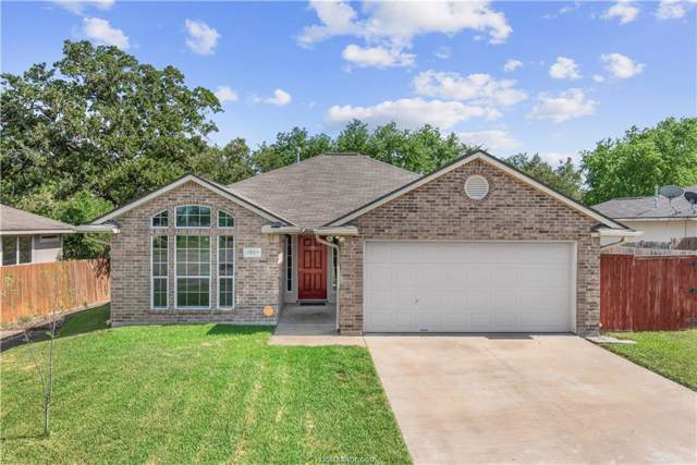 2804 Bexar Grass Drive, Bryan, TX 77802 (MLS #19014708) :: The Lester Group