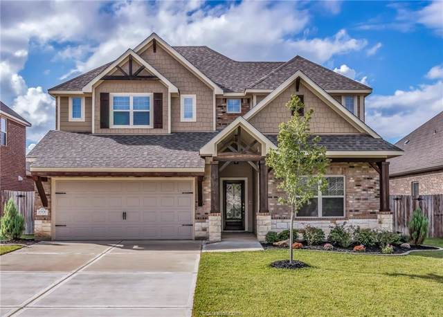 2606 Kinnersley Court, College Station, TX 77845 (MLS #19014712) :: The Lester Group
