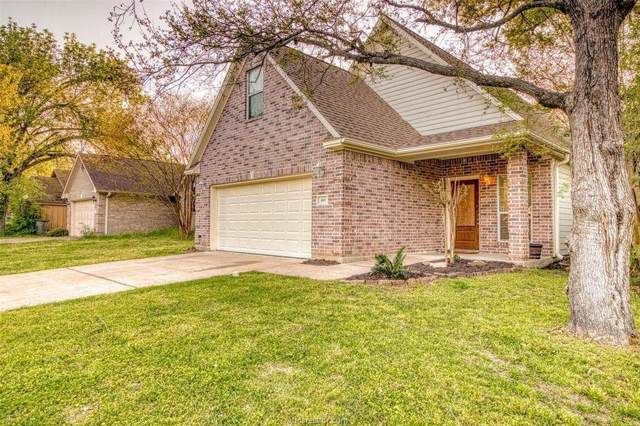 416 N Coulter Drive, Bryan, TX 77803 (MLS #19014781) :: The Lester Group