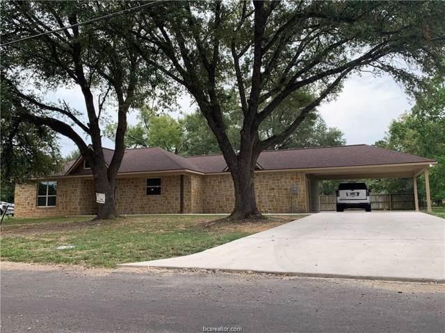 202 E Marietta Street, Madisonville, TX 77864 (MLS #19014860) :: Treehouse Real Estate