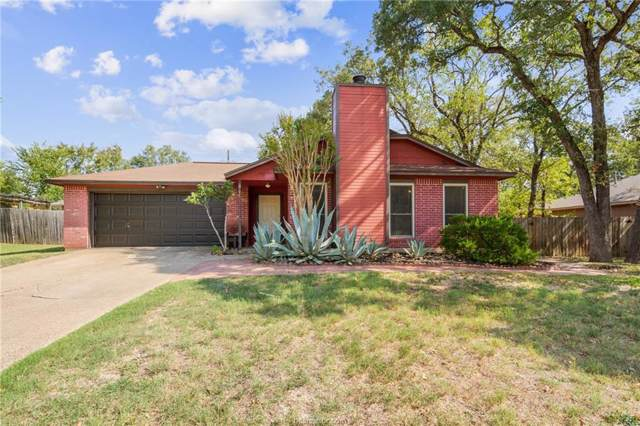 2116 Labrisa Drive, Bryan, TX 77807 (MLS #19014886) :: The Lester Group