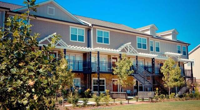 1725 Harvey Mitchell Parkway #2025, College Station, TX 77840 (MLS #19014897) :: The Lester Group