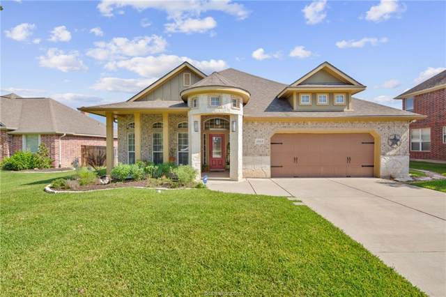 4303 Parnell Drive, College Station, TX 77845 (MLS #19014901) :: The Lester Group