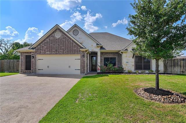 2401 Palm Court, College Station, TX 77845 (MLS #19014905) :: The Lester Group