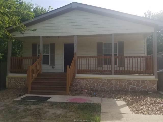 1103 E 27th Street, Bryan, TX 77801 (MLS #19014982) :: BCS Dream Homes