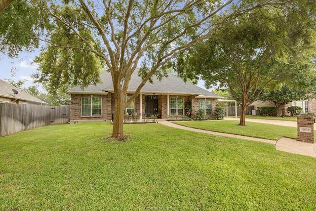 1002 Capistrano Court, College Station, TX 77845 (MLS #19014985) :: Chapman Properties Group