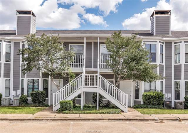 4441 Old College Road #2204, Bryan, TX 77801 (MLS #19014999) :: The Lester Group
