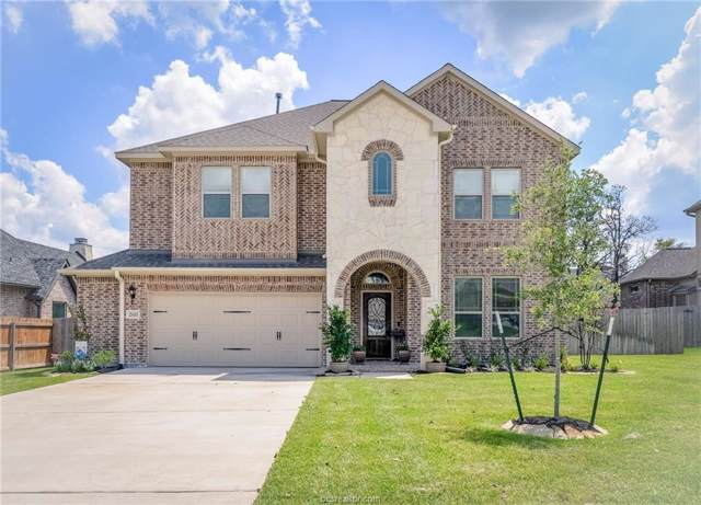 2611 Chillingham Court, College Station, TX 77845 (MLS #19015023) :: Treehouse Real Estate