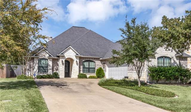 2446 Newark Circle, College Station, TX 77845 (MLS #19015025) :: Chapman Properties Group