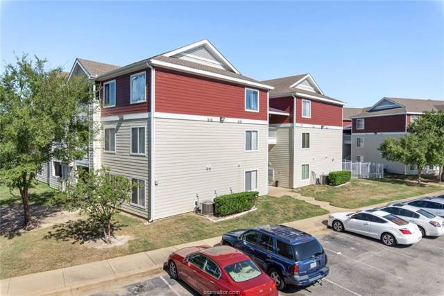 525 Southwest Parkway #202, College Station, TX 77840 (MLS #19015028) :: The Shellenberger Team