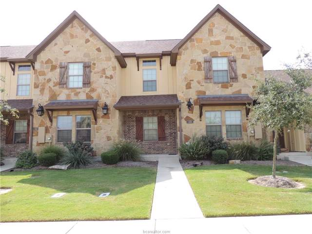 119 Armored Avenue, College Station, TX 77845 (MLS #19015048) :: The Shellenberger Team
