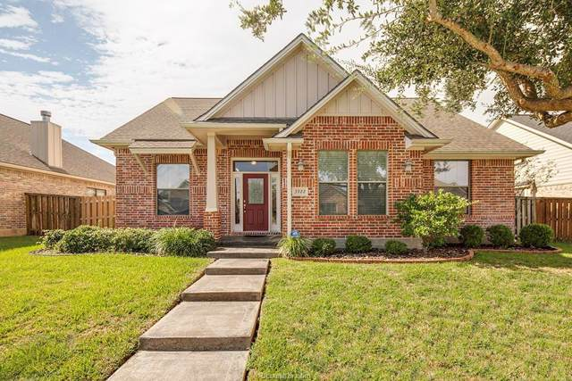 3922 Devrne Drive, College Station, TX 77845 (MLS #19015068) :: Treehouse Real Estate