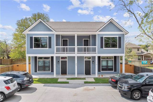 902 Fairview Avenue A&B, College Station, TX 77840 (MLS #19015072) :: Treehouse Real Estate