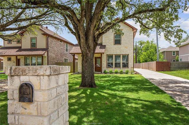 600 Maryem Street, College Station, TX 77840 (MLS #19015074) :: The Shellenberger Team