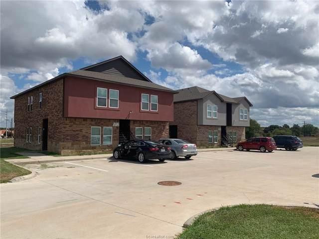 2911 Hillpoint Drive 24 & 25, Bryan, TX 77802 (MLS #19015094) :: The Shellenberger Team