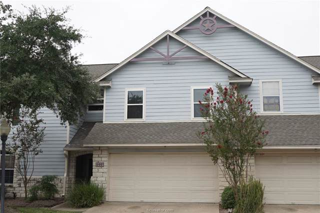 1225 Canyon Creek Circle, College Station, TX 77840 (MLS #19015097) :: The Shellenberger Team