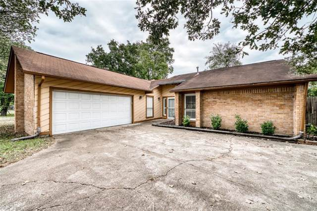 1304 Van Horn Drive, College Station, TX 77845 (MLS #19015110) :: Chapman Properties Group